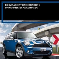 Mini Clubman Brochure  
