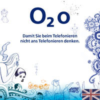 O2 o Doodles Campaign