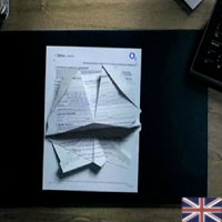 O2 Paper TV Commercial